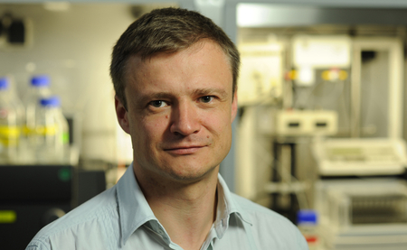 From Tübingen to Singapore: Dmitri Ivanov. Photo: Bernd Schuller/MPI for Developmental Biology